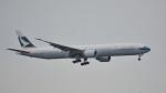 BeyondWorksさんが、羽田空港で撮影したキャセイパシフィック航空 777-367/ERの航空フォト(写真)