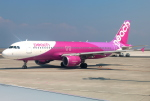 Tomo_lgmさんが、関西国際空港で撮影したピーチ A320-214の航空フォト(写真)