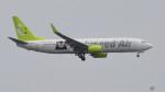 BeyondWorksさんが、羽田空港で撮影したソラシド エア 737-81Dの航空フォト(写真)