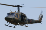 nob24kenさんが、真駒内駐屯地で撮影した陸上自衛隊 UH-1Jの航空フォト(写真)