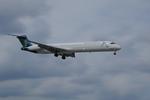 makoto7156さんが、マイアミ国際空港で撮影したワールド・アトランティック・エアラインズ MD-83 (DC-9-83)の航空フォト(写真)