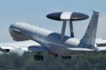 romyさんが、ボーイングフィールドで撮影した北大西洋条約機構 E-3A Sentry (707-300)の航空フォト(写真)