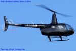 Chofu Spotter Ariaさんが、東京ヘリポートで撮影した日本フライトセーフティ R66 Turbineの航空フォト(飛行機 写真・画像)