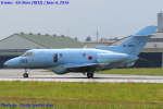 Chofu Spotter Ariaさんが、入間飛行場で撮影した航空自衛隊 U-125A (BAe-125-800SM)の航空フォト(写真)