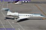 Chofu Spotter Ariaさんが、羽田空港で撮影したユタ銀行 G-V-SP Gulfstream G550の航空フォト(飛行機 写真・画像)