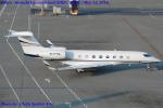 Chofu Spotter Ariaさんが、羽田空港で撮影したウェルズ・ファーゴ・バンク・ノースウェスト Gulfstream G650ER (G-VI)の航空フォト(写真)
