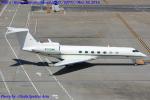 Chofu Spotter Ariaさんが、羽田空港で撮影したウィルミントン・トラスト・カンパニー G-V-SP Gulfstream G550の航空フォト(写真)