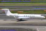 Chofu Spotter Ariaさんが、羽田空港で撮影したアメリカ個人所有 G-Vの航空フォト(飛行機 写真・画像)