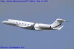 Chofu Spotter Ariaさんが、成田国際空港で撮影したジェット・アビエーション・ビジネス・ジェット G650 (G-VI)の航空フォト(飛行機 写真・画像)