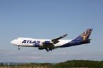 ATOMさんが、千歳基地で撮影したアトラス航空 747-47UF/SCDの航空フォト(写真)