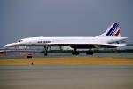punipuni32さんが、羽田空港で撮影したエールフランス航空 Concorde 101の航空フォト(写真)