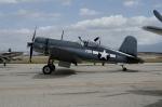 eagletさんが、チノ空港で撮影したprivate F4U-1 Corsairの航空フォト(写真)