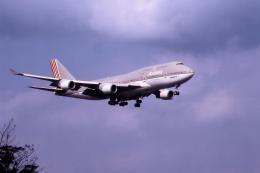 夏奈さんが、成田国際空港で撮影したアシアナ航空の航空フォト(写真)