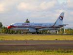 北の熊さんが、新千歳空港で撮影した中国東方航空 A320-232の航空フォト(写真)