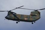 Scotchさんが、岐阜基地で撮影した陸上自衛隊 CH-47Jの航空フォト(写真)
