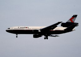 チャーリーマイクさんが、成田国際空港で撮影したカナディアン航空 DC-10-30の航空フォト(飛行機 写真・画像)