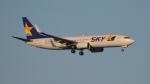 BeyondWorksさんが、羽田空港で撮影したスカイマーク 737-86Nの航空フォト(写真)