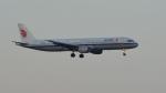 BeyondWorksさんが、羽田空港で撮影した中国国際航空 A321-213の航空フォト(写真)