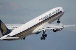 ドラパチさんが、中部国際空港で撮影したシンガポール航空 A310-324の航空フォト(写真)
