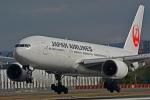 k-spotterさんが、伊丹空港で撮影した日本航空 777-246の航空フォト(写真)