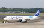 コバトンさんが、成田国際空港で撮影した全日空 767-381F/ERの航空フォト(飛行機 写真・画像)