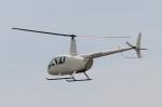takepapaさんが、舞洲ヘリポートで撮影した日本法人所有 R44 IIの航空フォト(写真)