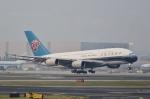 TAOTAOさんが、北京首都国際空港で撮影した中国南方航空 A380-841の航空フォト(飛行機 写真・画像)