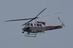 NOTE00さんが、青森空港で撮影した青森県防災航空隊 412EPの航空フォト(飛行機 写真・画像)