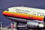その他の流動資産さんが、伊丹空港で撮影した日本エアシステム A300B4-203の航空フォト(飛行機 写真・画像)