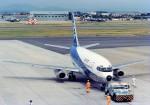 その他の流動資産さんが、名古屋飛行場で撮影した全日空 737-281/Advの航空フォト(飛行機 写真・画像)