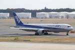 ANA744Foreverさんが、成田国際空港で撮影した全日空 767-381/ERの航空フォト(写真)