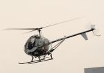 ドリさんが、東京ヘリポートで撮影した日本個人所有 269Cの航空フォト(写真)