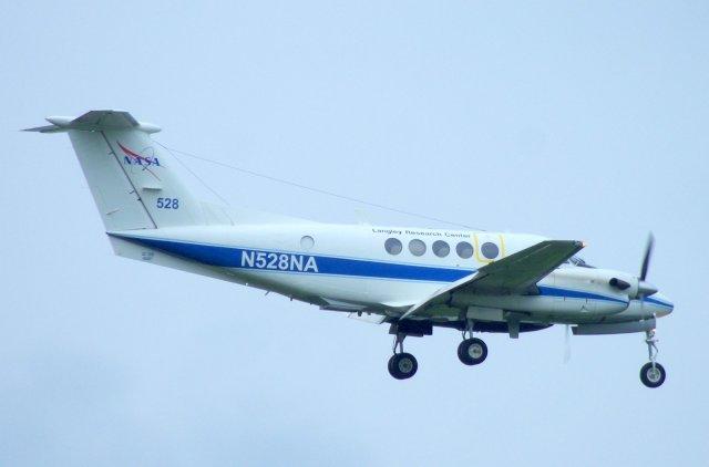 アメリカ航空宇宙局 Beechcraft ...