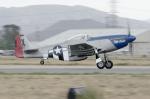eagletさんが、チノ空港で撮影したCalifornia Warbirds P-51D Mustangの航空フォト(写真)