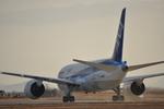 snow_shinさんが、山口宇部空港で撮影した全日空 787-8 Dreamlinerの航空フォト(写真)