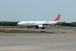 mojioさんが、新千歳空港で撮影したトランスアジア航空 A330-343Xの航空フォト(飛行機 写真・画像)