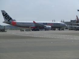 東亜国内航空さんが、成田国際空港で撮影したジェットスター A330-202の航空フォト(飛行機 写真・画像)