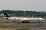 T.Sazenさんが、成田国際空港で撮影したスカンジナビア航空 A340-313Xの航空フォト(飛行機 写真・画像)