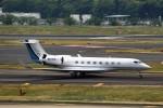 T.Sazenさんが、成田国際空港で撮影したウィルミントン・トラスト・カンパニー G650 (G-VI)の航空フォト(写真)