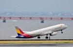 Dojalanaさんが、羽田空港で撮影したアシアナ航空 A321-231の航空フォト(飛行機 写真・画像)