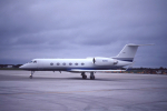 kumagorouさんが、仙台空港で撮影したモービル・オイル G-IV Gulfstream IVの航空フォト(飛行機 写真・画像)
