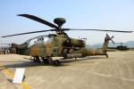 Kuuさんが、防府北基地で撮影した陸上自衛隊 AH-64Dの航空フォト(飛行機 写真・画像)