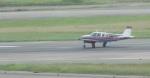 commet7575さんが、福岡空港で撮影した日本法人所有 A36 Bonanza 36の航空フォト(飛行機 写真・画像)