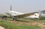 TAOTAOさんが、中国航空博物館で撮影した中国民用航空局 Li-2の航空フォト(写真)