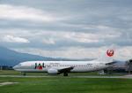 kumagorouさんが、山形空港で撮影した日本航空 737-446の航空フォト(飛行機 写真・画像)