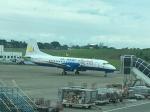 Guwapoさんが、フランシスコ・バンゴイ国際空港で撮影したフィル-アジアン・エアウェイズ YS-11A-500の航空フォト(写真)