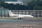 T.Sazenさんが、成田国際空港で撮影した金鹿航空 G-IV-X Gulfstream G450の航空フォト(飛行機 写真・画像)