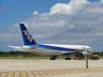 Rsaさんが、下地島空港で撮影した全日空 767-381の航空フォト(写真)