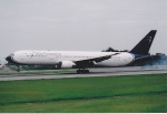 はなおさんが、高松空港で撮影したブルー・パノラマ・エアラインズ 767-3G5/ERの航空フォト(写真)