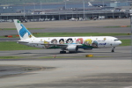 ANA744Foreverさんが、羽田空港で撮影した全日空 767-381の航空フォト(写真)